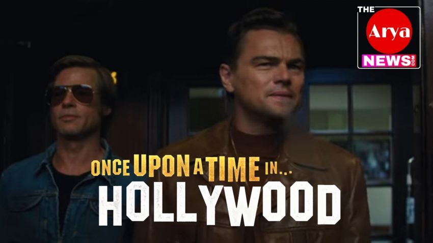 Once Upon a Time in Hollywood (2019) » Download Full Dubbed Movie Online on FilmyGod